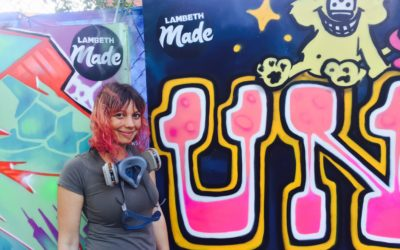 Youth JAM in the Park – Graffiti in the Civic Centre