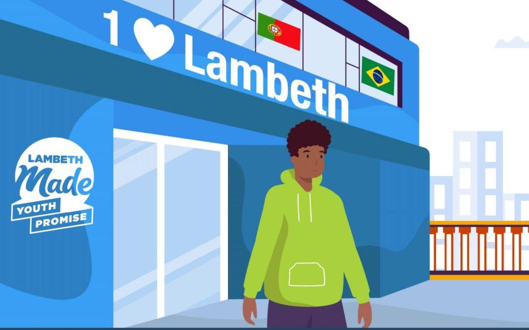 Lambeth Made Youth Hubs