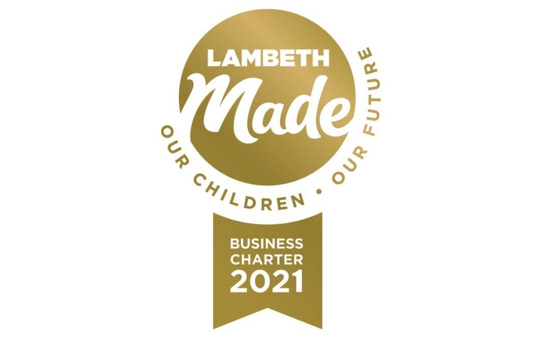 Lambeth Made Charter Mark Award winners 2021